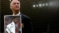Van Gaal không hối hận vì bán Welbeck cho Arsenal