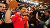 ĐỐI THOẠI Xabi Alonso: 'Cầu thủ Anh không biết đọc trận đấu. Ronaldo xứng đáng với QBV'