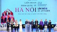 LHP Quốc tế Hà Nội 2014 khai màn: Cơ hội 'có một không hai'...