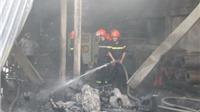 Cháy cơ sở sản xuất bao bì, thiệt hại gần 1 tỷ đồng