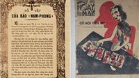 Design sách báo: Từ tờ nhựt trình nửa sau thế kỷ 19 đến đầu thế kỷ 20