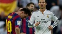 Ronaldo, Messi lọt Top VĐV được tìm kiếm nhiều nhất năm 2014