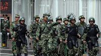 Trung Quốc: Tấn công khủng bố ở Tân Cương, 15 người chết