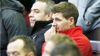 Liverpool – Stoke 1-0: Gerrard kỷ niệm 16 năm ra mắt bằng ghế dự bị