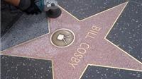 Ngôi sao của Bill Cosby trên Đại lô Danh tiếng Hollywood bị viết bẩn