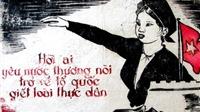 Design đồ họa trong kháng chiến chống Pháp - Tranh cổ động, tờ rơi, truyền đơn và báo tường