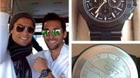 Ronaldo tặng đồng hồ hơn 200 triệu cho đồng đội