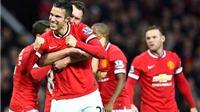 Man United thắng 6 trận liên tiếp: Đã thấy lửa đỏ trong mắt Quỷ