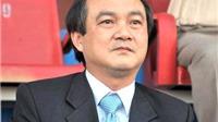 Ông Vương Bích Thắng, Tổng cục trưởng Tổng cục TDTT: Sẽ thay đổi hệ thống thi đấu
