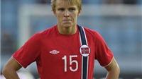 Arsenal mời 'Messi của Na Uy' thử việc