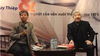Nhà phê bình La Khắc Hòa: Nguyễn Huy Thiệp tạo ra bước ngoặt trong văn chương