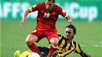 Tuyển Việt Nam nhận giải fair -play