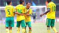 XSKT.Cần Thơ hướng đến V-League 2015: Nhiệm vụ trụ hạng, phấn đấu tốp giữa