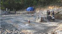 'Xây mới' nhiều hạng mục cổ tại di tích Yên Tử