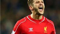 Adam Lallana: Liverpool đã nhìn thấy ánh sáng cuối đường hầm