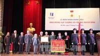 Hội Nhạc sĩ Việt Nam đón nhận Danh hiệu Anh hùng lực lượng vũ trang nhân dân