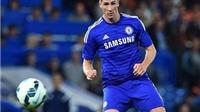 Torres thừa nhận đã thi đấu thành công ở Chelsea