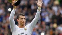 Những vết đau càng giúp Ronaldo thêm xuất sắc