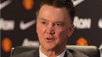 Louis van Gaal chỉ ra vấn đề của Man United hiện tại
