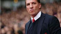 Liverpool đã thay đổi chiến thuật như thế nào dưới triều đại Brendan Rodgers?