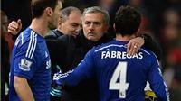 CẬP NHẬT tin sáng 1/1: Mourinho: 'Chelsea xứng đáng dẫn đầu Premier League'. Lampard ở lại Man City đến hết mùa