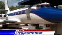 Máy bay của Vua Rock Elvis Presley sắp được đem bán