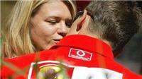 Michael Schumacher chảy nước mắt khi nghe giọng nói của người thân