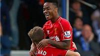 Raheem Sterling: Trên con đường trở thành linh hồn mới của Liverpool