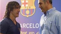 Khủng hoảng ở Barca: GĐTT Zubizarreta bị sa thải, Puyol buộc phải từ chức