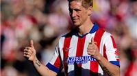 Atletico xác nhận Torres sẽ đá chính trước Real Madrid
