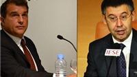 4 ứng viên cho ghế chủ tịch Barca