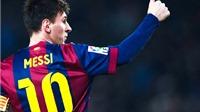 Ngay cả khi 'buồn', Lionel Messi vẫn đáng sợ