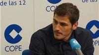 Iker Casillas: 'Ancelotti giỏi hơn Mourinho. Real Madrid không cần Messi'