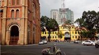 Họa sĩ Lê Kinh Tài: 'Bưu điện TP HCM sơn lại màu rất đẹp'