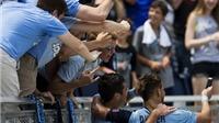 Những khoảnh khắc 'tự sướng' gây sốt trong bóng đá