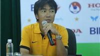 HLV Miura của đội tuyển Việt Nam đã bầu Ronaldo giành Quả bóng Vàng 2014