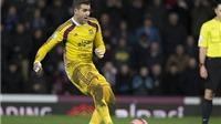 Thủ môn Adrian ghi bàn quyết định giúp West Ham hạ Everton ở FA Cup