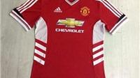 Lộ áo đấu xấu xí của Man United mùa tới