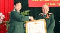 Trao tặng Huân chương Hồ Chí Minh cho Đại tướng Lê Văn Dũng