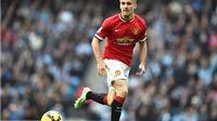 Luke Shaw: 'Đến Old Trafford mới biết Man United lớn khủng khiếp'