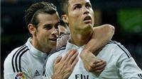 Getafe 0-3 Real Madrid: Ronaldo ghi 2 bàn và lập kỉ lục ở La Liga
