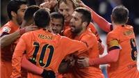 30 hat-trick cho Messi. Ngoạn mục Bravo. Cột mốc của Iniesta. Enrique ngừng xoay vòng