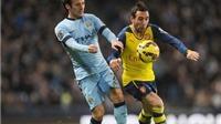 Arsenal tri ân Cazorla bằng một video clip đặc biệt