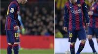 Lionel Messi lại nôn khan ngay trong trận gặp Atletico Madrid