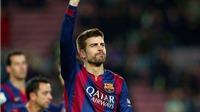 Không phải Messi, Pique xuất sắc nhất trận Barca - Atletico