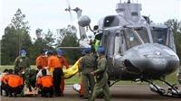 Tìm thấy 5 thi thể hành khách máy bay AirAsia vẫn thắt dây an toàn dưới đáy biển