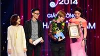 Hậu lễ trao giải 'Bài hát Việt 2014': 'Đẳng cấp' đã chinh phục được 'thị trường'