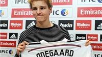 Martin Odegaard trước cơ hội phá vỡ hàng loạt kỷ lục trẻ ở Champions League