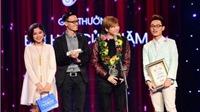 'Bốn chữ lắm' giành giải Mai vàng
