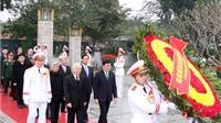 Lãnh đạo Đảng, Nhà nước vào Lăng viếng Chủ tịch Hồ Chí Minh nhân kỷ niệm 85 năm thành lập Đảng